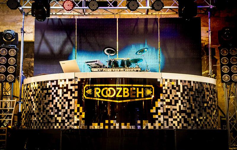 roozbeh complex - afdesta studio